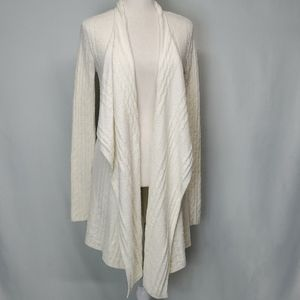 Barefoot Dreams bamboo chic lite cardigan size S/M